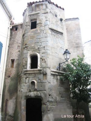 La tour attila