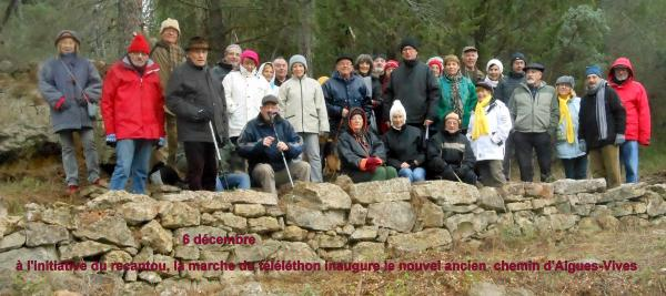 Marche telethon